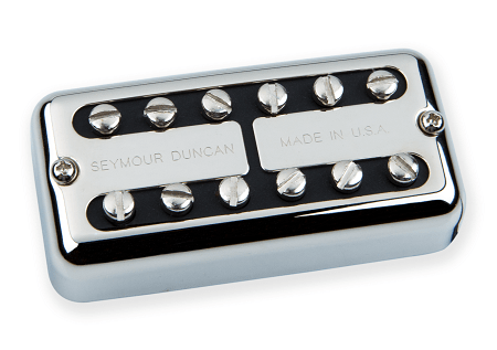 Seymour Duncan: Filter'Tron Psyclone Vintage and Psyclone Hot Pickups - VIDEO - Brian Setzer, Chet Atkins Sound