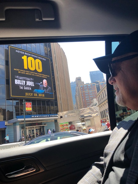Billy Joel To Play 100th Show at Madison Square Garden