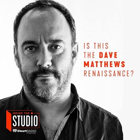 Dave Matthews Interview - iHeartRadio 'Inside the Studio' - Listen