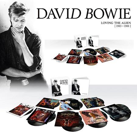 David Bowie Loving The Alien (1983 – 1988) Box Set Announced - LP/Vinyl