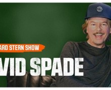 David Spade on The Howard Stern Show 2018 – Listen