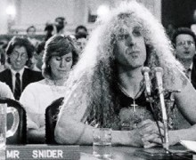 """Dee Snider, """"No audience has EVER gone to a show hoping it will be bad"""" – Stage Presence Tips, Advice, Exercises"""