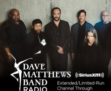 SiriusXM Extends Dave Matthews Band Radio – Now @ Channel 30