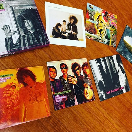 Flaming Lips Box Set: Seeing The Unseeable: The Complete Studio Recordings 1986-1990