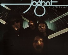 Foghat 'Stone Blue' Vinyl 40th Anniversary LP