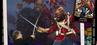 Iron Maiden Asks Fans to Get Involved w/ 2018 Legacy of the Beast Tour/Game/Selfies