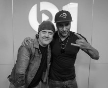 Tom Morello on 'It's Electric' w/ Lars Ulrich – Prophets of Rage