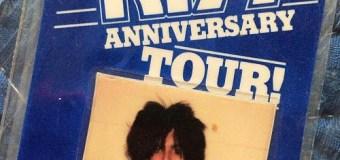 Mötley Crüe/KISS Tour 1982 All Access Pass – Nikki Sixx Storage Gems
