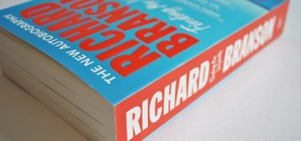 Richard Branson 'Finding My Virginity' Paperback Copies to be Hidden Around London – Autobiography 2018