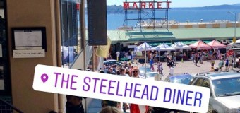 Steelhead Diner Reviews Pike Place in Seattle by Sheryl Crow 'BEST Salmon' – Yelp, Menu