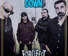 System of a Down @ 2018 Force Fest – Mexico