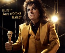 Nights with Alice Cooper Playlist+Best Songs+Spotify+APP+Listen