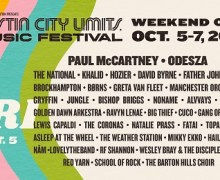 Greta Van Fleet @ 2018 Austin City Limits Music Festival w/ Paul McCartney, The National, Father John Misty