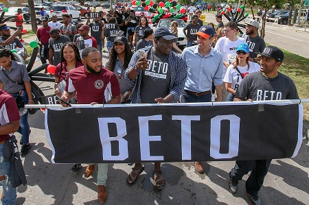 Spoon:  Britt Daniel to Perform @ Beto O'Rourke Town Hall Events in Temple & San Antonio, TX
