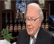 Warren Buffett CNBC Interview: Berkshire Hathaway Repurchases Shares – 2018 – Birthday – August