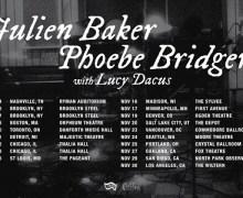 Julien Baker, Phoebe Bridgers, Lucy Dacus 2018 Tour Announced – 'boygenius'