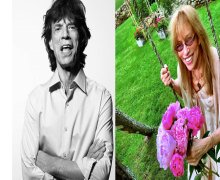 "Mick Jagger & Carly Simon Duet+Nearly 1/2 Century Old Song Found+""Fragile"" – Rolling Stones"