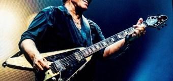Neal Schon: IHush Custom Eye of Angel Guitar by Naoki Ihashi