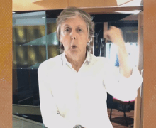 Paul McCartney Talks Beatles, Liverpool & Oddest Item Recorded in the Studio + New Album 2018 – Egypt Station