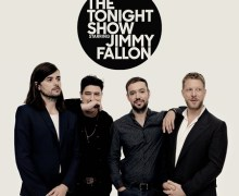 "Mumford & Sons on Jimmy Fallon – The Tonight Show 2018 – New Album/Song ""Guiding Light"""