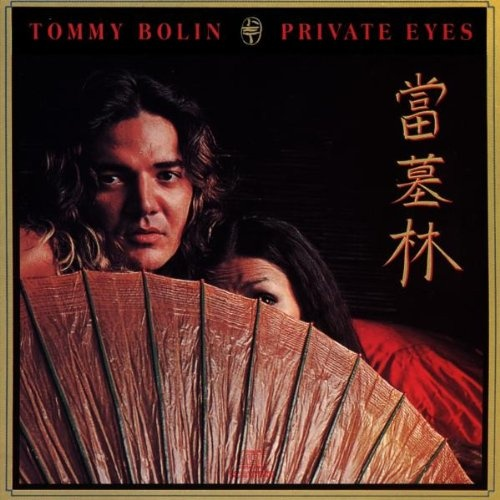 "Nikki Sixx, ""Get The Tommy Bolin 'Teaser' and 'Private Eyes' Albums"""
