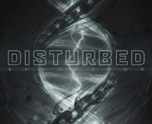 Disturbed 'Evolution' Deluxe CD+Autographed Copies Available=New Album