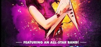 Vinnie Vincent Cancelled: 2019 Nashville, TN Concert w/ Carmine Appice, Tony Franklin @ Rocketown
