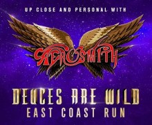 Aerosmith 2019 Tour – East Coast Dates/Tickets MGM National Harbor, BORGATA, and MGM Springfield
