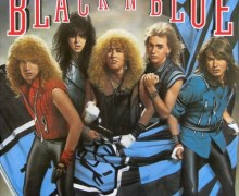 "RATT Drummer Pete Holmes on Black 'N Blue's 1984 Self-titled Debut Album – ""Hold on to 18"" -> Stream"