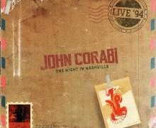 John Corabi Interview – Talks Live '94 (One Night in Nashville) & Working w/ Michael Wagener