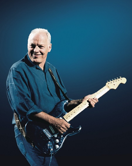 David Gilmour Guitar Auction - Black Strat - The Gilmour Guitars Exhibition - Pink Floyd
