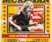 "Duff McKagan 2019 Tour w/ Shooter Jennings Announced + New Album + ""Tenderness"" Video"
