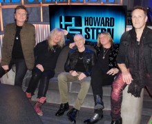 Def Leppard on Howard Stern 2019 – UPDATED – VIDEO – Rock & Roll Hall of Fame