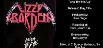 Lizzy Borden 'Give Em' the Axe' (1984) Interview Excerpt – Ron Fair – Brian Slagel – Metal Blade