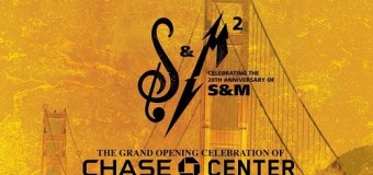 Metallica w/ San Francisco Symphony @ Chase Center Grand Opening Announced