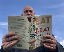 Peter Gabriel Says 'Eat to Beat Disease' by Dr. William W. Li is an Extraordinary Book