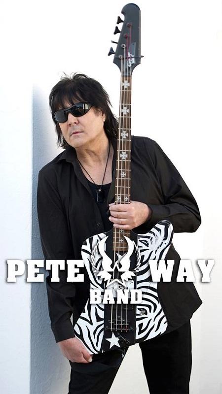 Pete Way Band @ Sweden Rock Festival 2019 - UFO - Waysted - Fastway