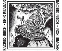 "Sacred Reich 'Awakening' New Album 2019 + ""Don't Do It Donnie"" + Split-7″ w/ Iron Reagan"