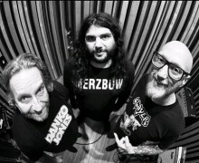 "Sacred Reich, ""Working with Arthur Rizk on this record was a killer experience"" – 2019"