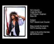 Inside the Album 'Out of the Cellar': Juan Croucier & the Other 'Other' Voice of RATT – Recording Background Vocals/Bass