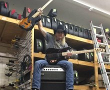 Badlands Bassist Greg Chaisson Talks Joe Holmes + Ozzy Audition – Interview Excerpt