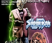 "Kevin Smith, ""ENGLAND! IRELAND! SCOTLAND! Come see me and Ralph Garman next month"" – Babble-On"