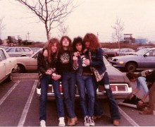 "Kirk Hammett, ""36 Years Ago It Was My Metallica Birthday"""