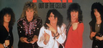 RATT Producer Shares 'Out of the Cellar' Recording Details, Budget – Beau Hill Excerpt