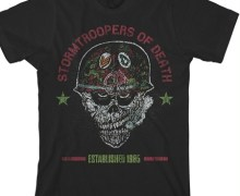 "Scott Ian, ""Official S.O.D. Merch is Finally Available!"" – Stormtroopers of Death"