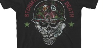 """Scott Ian, """"Official S.O.D. Merch is Finally Available!"""" – Stormtroopers of Death"""