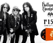 Hollywood Vampires New Album/Song 2019 – Order – Johnny Depp, Joe Perry, Alice Cooper