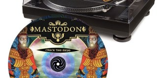 Opportunity: Mastodon Record Player / 'Crack the Skye' Picture Disc Giveaway