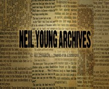 "Neil Young, ""Come Hang Out With Me At Neil Young Archives"""