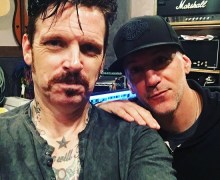 Ricky Warwick Solo Album 2019 – When Life Was Fast And Hard – Thin Lizzy – Black Star Riders News